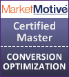 Marketing Motive - Certified Master Conversion Specialist